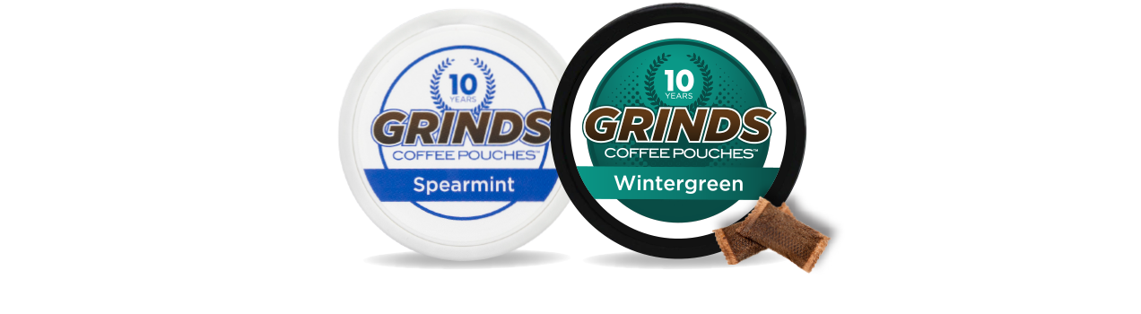 Cans of Spearmint and Wintergreen
